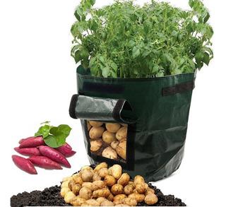 Saco Para O Plantio De Batata E Legumes Orgânicas
