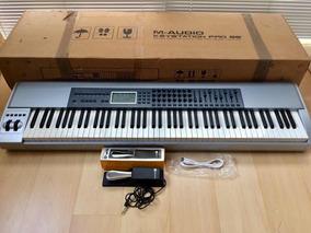 Teclado Controlador Midi Maudio: M-audio Keystation Pro 88