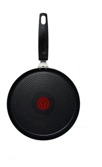 Crepera 25 Cm Con Antiadherente Cook Right Negro T-fal B3511082