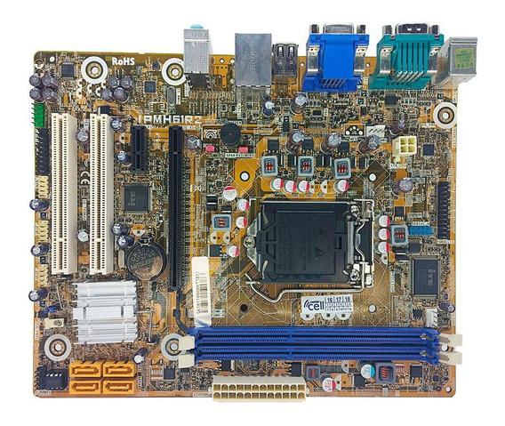 Placa Mãe Intel 1155 Tg H61 Foxconn - Nova! - P/ I3, I5 E I7