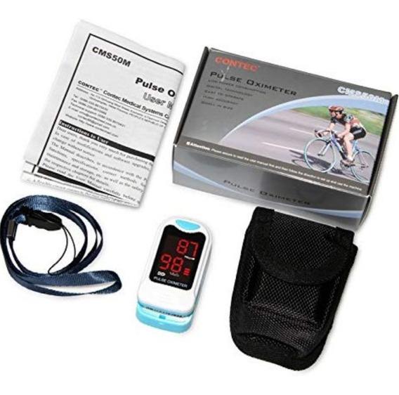 Oximetro De Pulso Monitor De Oxigenación S
