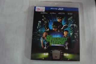 Blu Ray 3d Original / O Besouro Verde / Seth Rogen / Jay Cho