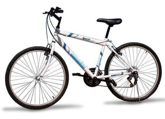 Promo Top Agrandada Con Bicicleta Ultrabike Rod 28 Caballero