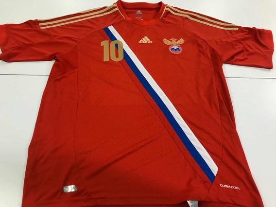 Camiseta De La Selección De Rusia 10 Arshavin