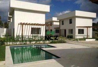 Casa Com 3 Dormitórios À Venda, 144 M² Por R$ 360.000,00 - Estrada Do Coco - Camaçari/ba - Ca3090