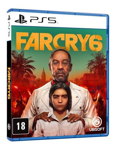 Imagem 1 de 6 de Jogo Far Cry 6 Ps5