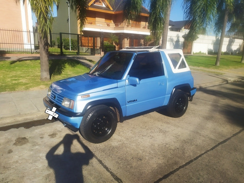 Suzuki Vitara 1992 1.6 Jlx T/lonasidekick