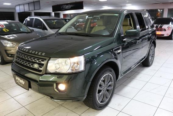 Land Rover Freelander 2 Se 16 3.2 Gasolina 2011 Baixo Km!!!