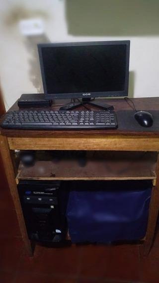 Computador De Mesa Cce 3gb De Memória Ram Hd De 300 Gb