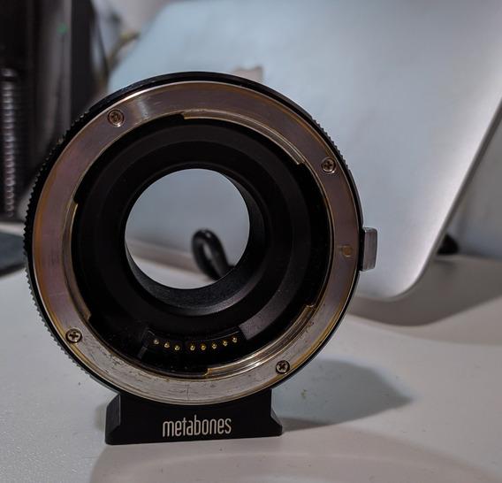Metabones De Canon Ef Para Sony E Mount, A7s A6500 A6300 A9