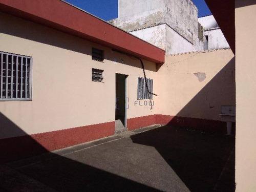 Imagem 1 de 24 de Casa Para Alugar, 130 M² Por R$ 9.800,00/mês - Vila Clementino - São Paulo/sp - Ca1214