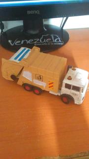 Camión De Aseo Matchbox Superkings 1986
