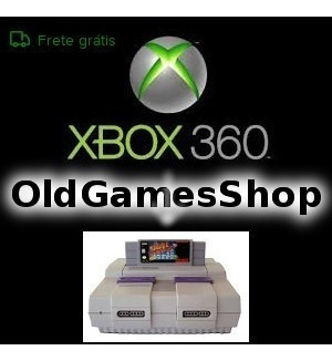 Emulador Snes Para Xbox 360 1101 Melhores Jogs Envio P Email
