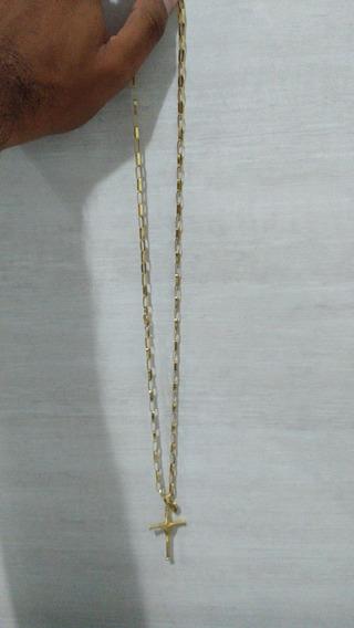 Cordão Em Ouro 18, 72 Centímetros, 22 Gramas