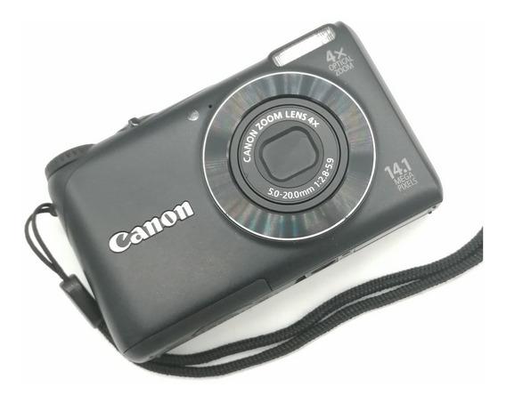 Camara Canon Power Shot A2200 14.1 Mp