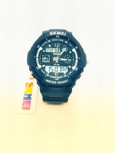 Relógio Skmei Masc A Prova D'água Digital/analógico
