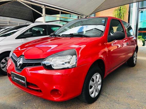 Renault Clio 2014 1.0 16v Authentique Hi-power 3p