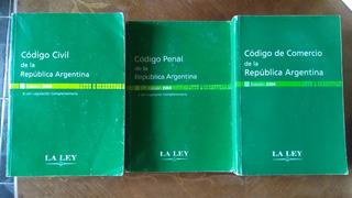 Código Civil, Penal Y De Comercio República Argentina, 2004