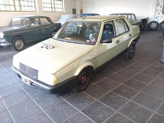 Fiat Regatta Con Nitro 1/4 De Milla Auto De Calle