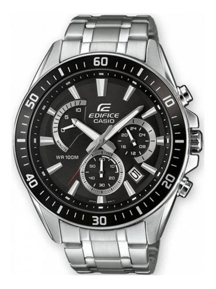 Relógio Casio Edifice Masculino Aço Efr-552zd-1avdf
