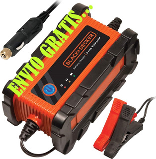 Cargador/mantenedor De Batería Automático Black+decker 2a
