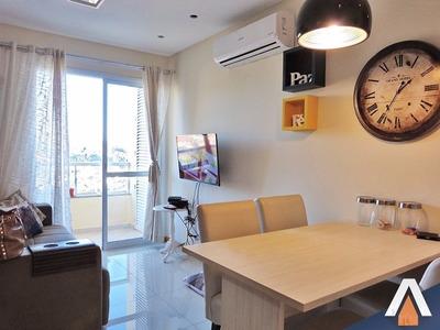 Acrc Imóveis - Apartamento A Venda No Bairro Fortaleza - Ap00740 - 4734534