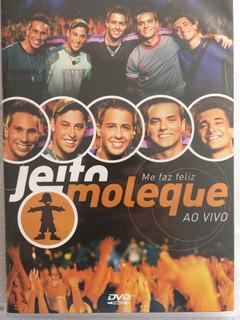 ELEMENTOS 5 JEITO MOLEQUE AUDIO BAIXAR DVD