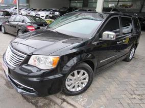 Chrysler Town & Country 3.6 Limited V6 24v (blindada) 2015