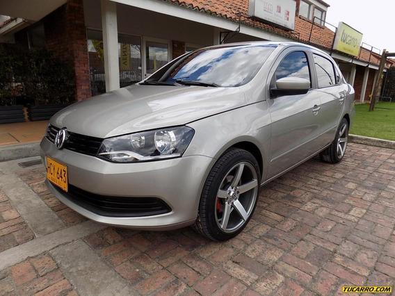 Volkswagen Voyage 1.6cc Mt Aa