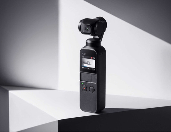 Dji Osmo Pocket Estabilizador 4 K