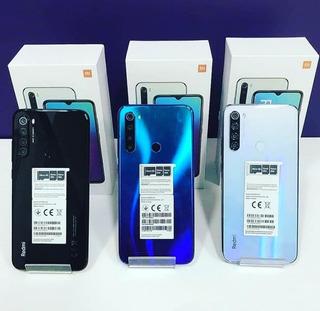 Celular Xiaomi Note 8 Pró 128gb