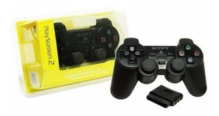 Control Inhalambrico Ps2 Sony