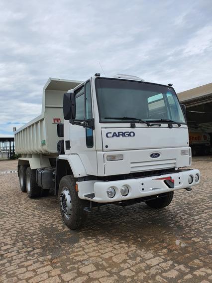 Ford Cargo 2622 E 6x4 Caçamba 2009 10 Metros / Financiamos