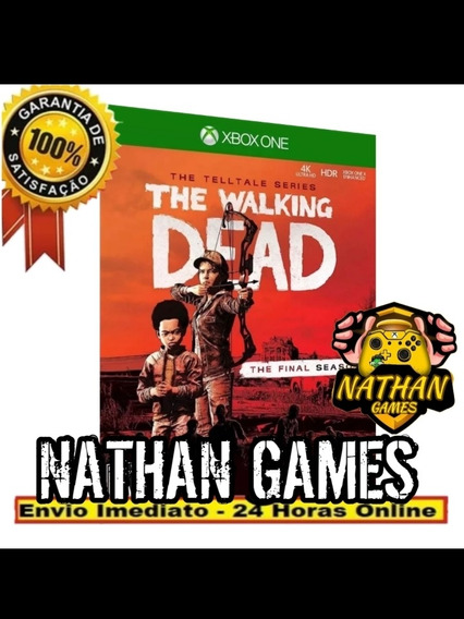 The Walking Dead Ultima Temporada Digital Xbox One + 1 Jogo
