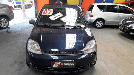 Fiesta Sedan 1.6 Completo Com Rodas E Multimidia Na Kaiman