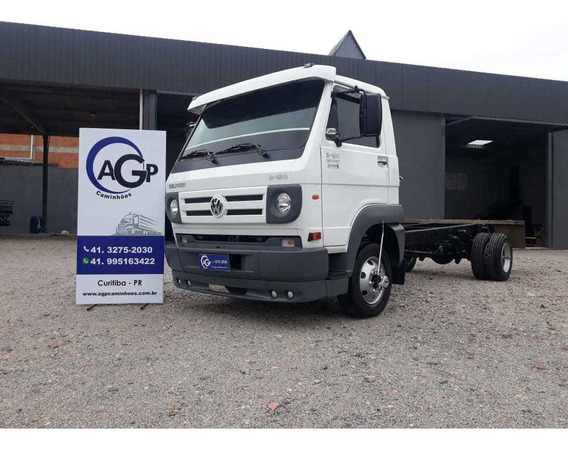 Vw 9150 Delivery 4x2 2012