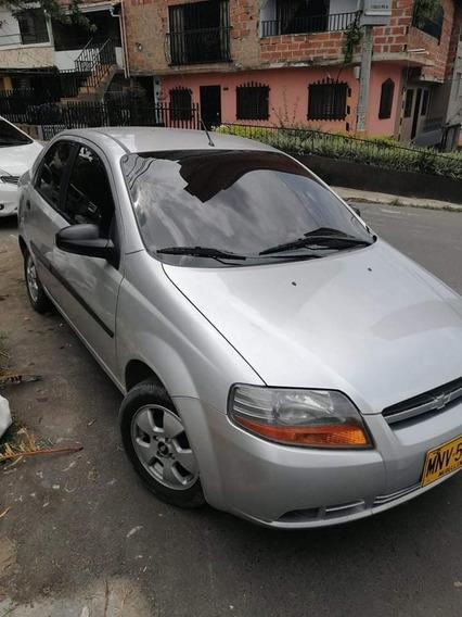 Chevrolet Aveo Sedán 1.6 Full