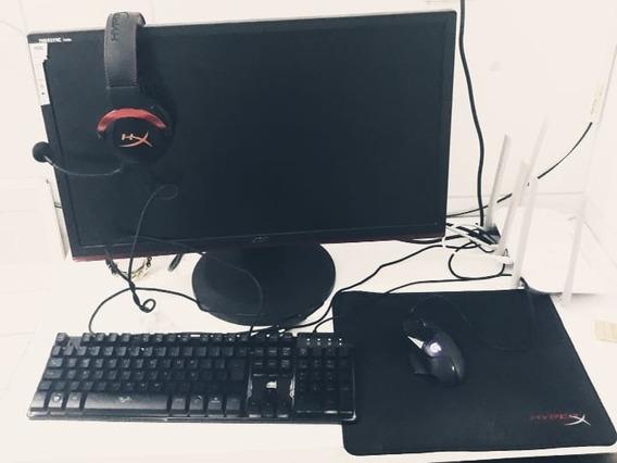 Pc Gamer Completo I3 8100 (oitava Geração)