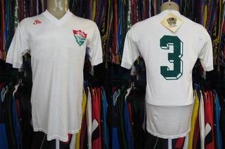 Fluminense 1983 Camisa Reserva Tamanho G Número 3.