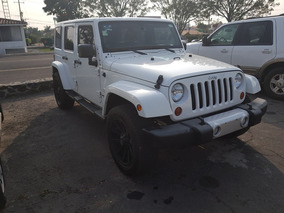 Jeep Wrangler 3.6 Unlimited Sahara 4x4 At 2013