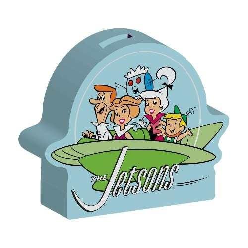 Cofre Personalizado De Cerâmica Família Os Jetsons Decoração