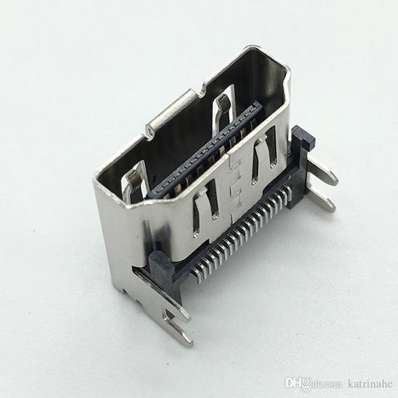 Conector Hdmi Ps4 - Entrada Hdmi - Ps4 - Original