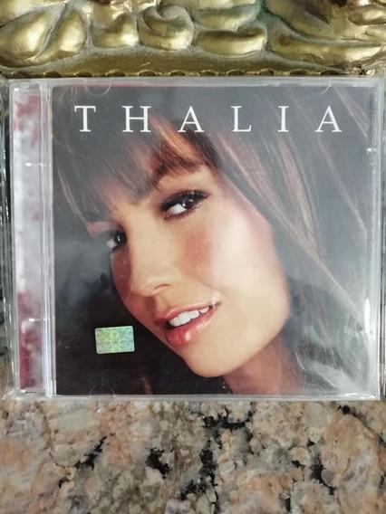 Thalia - 2002 - Cd