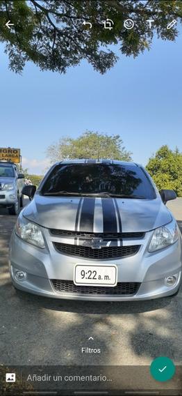 Chevrolet Sail Gangazo Chevrolet Sail Lt En Perfectas Condi