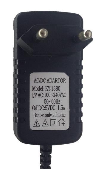 Fonte Bi-volt Mod Ky-1380 50~60hz 5vdc 1.5a N42-5