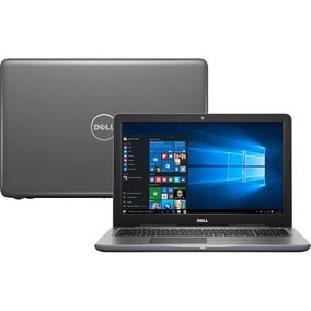 Notebook Dell Inspiron I15-5567-a40c Intel®core I7-7500u,