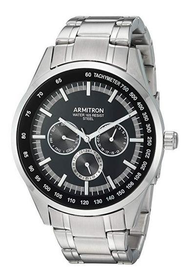 Reloj Armitron Caballero Acero Inoxidable