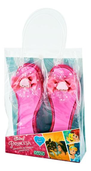 Zapatitos Boutique Princesa Rosa Original Ditoys