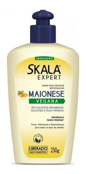 Crema De Peinar Skala Brasil Maionese Vegana
