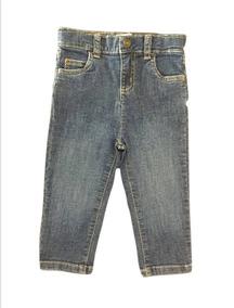Jeans Para Niña Azul Clarito Carters 24 Meses